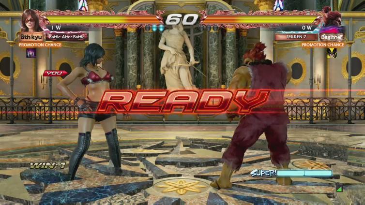 Nightmare1128 playing Tekken 7
