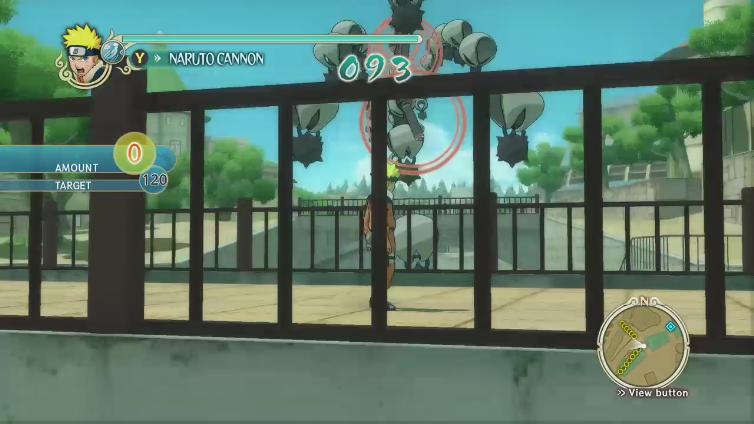 KAIDO playing Naruto: Ultimate Ninja Storm