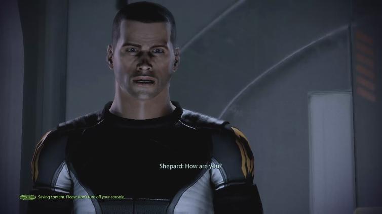 JOHNNINJASCOTT playing Mass Effect 2