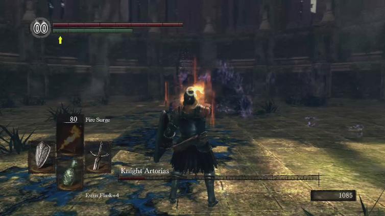 TornR3ctom playing Dark Souls