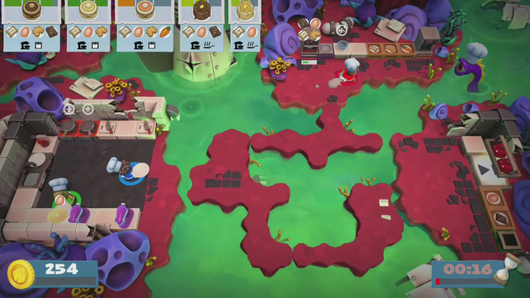 PQuad21 playing Overcooked! 2